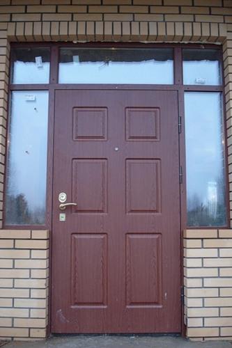 ступино металлическая дверь входная